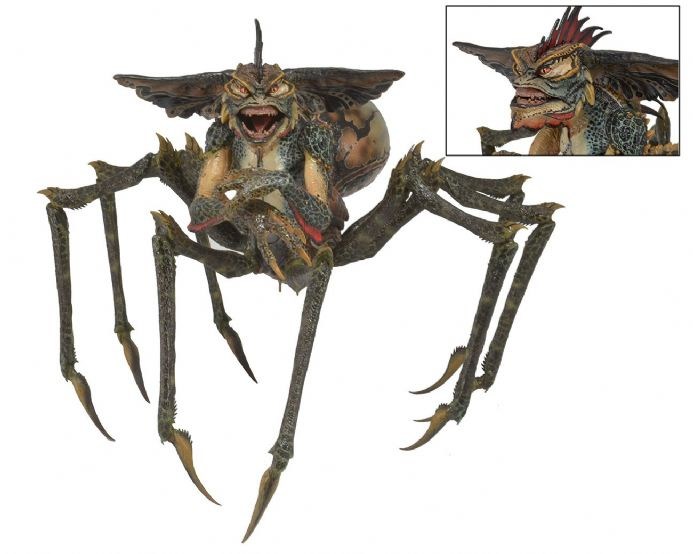 "NECA Gremlins 2 Deluxe Spider Gremlin 10"" Scale Action Figure 
